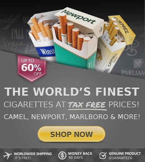 Marlboro cigarettes in Missouri